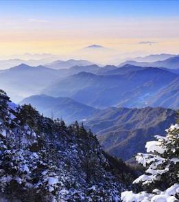 Depiction of Jirisan_National_Park